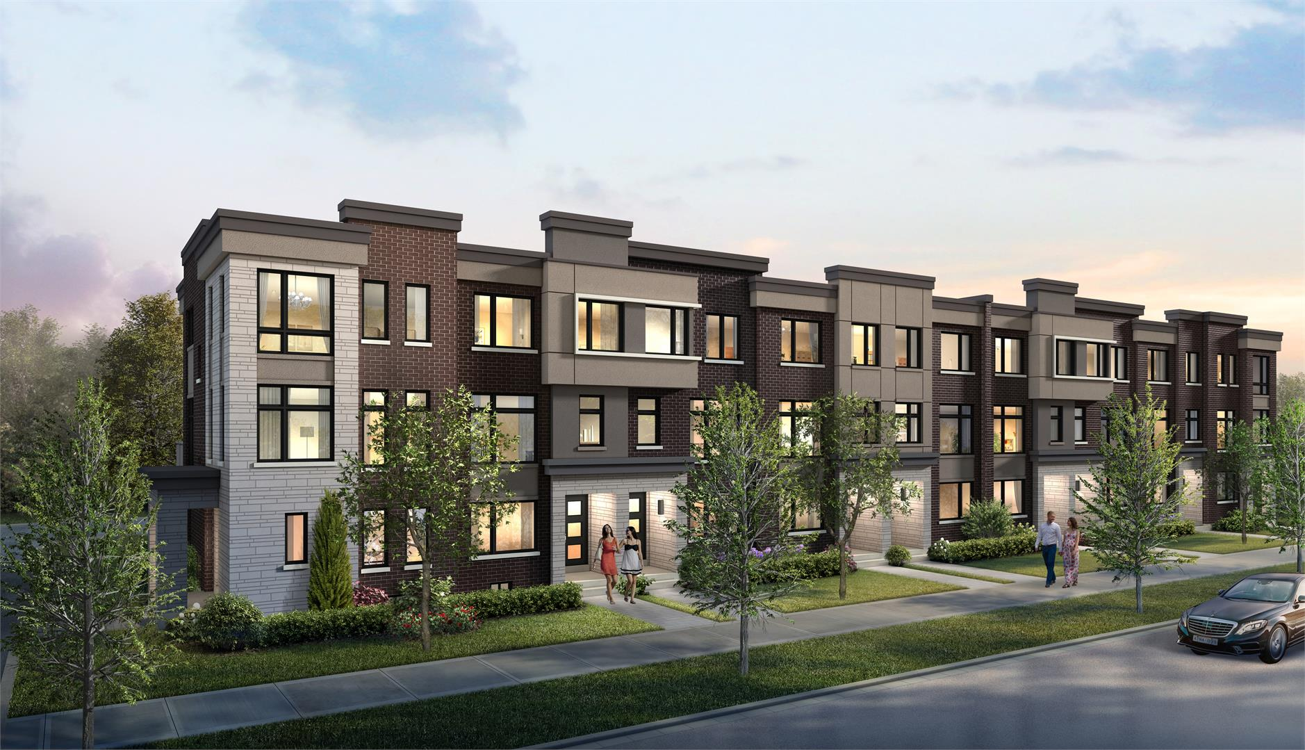 Frenchmans Bay Vip Access Preconstruction Townhouses