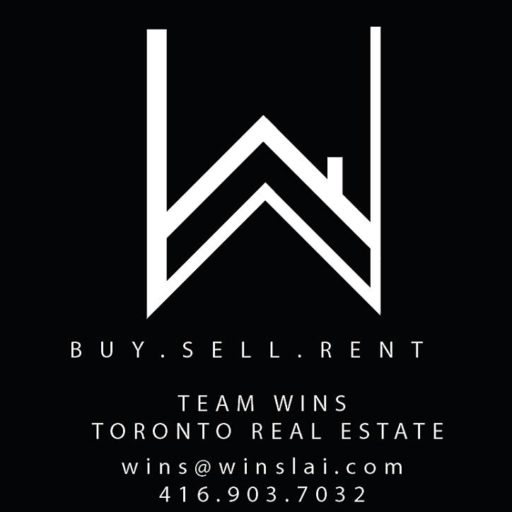 Logo for Wins Lai, Toronto Real Estate Agent - Buying Property