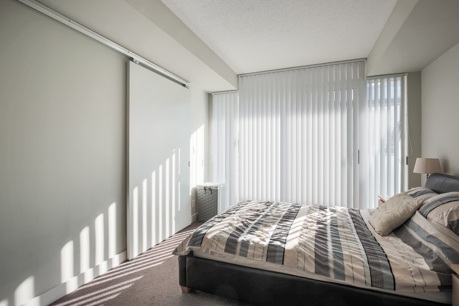 Toronto condo bedroom Spacious bedroom photo