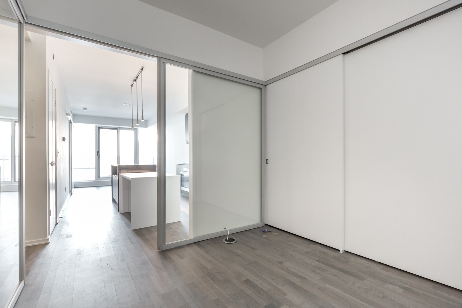 1 Bloor's open concept design