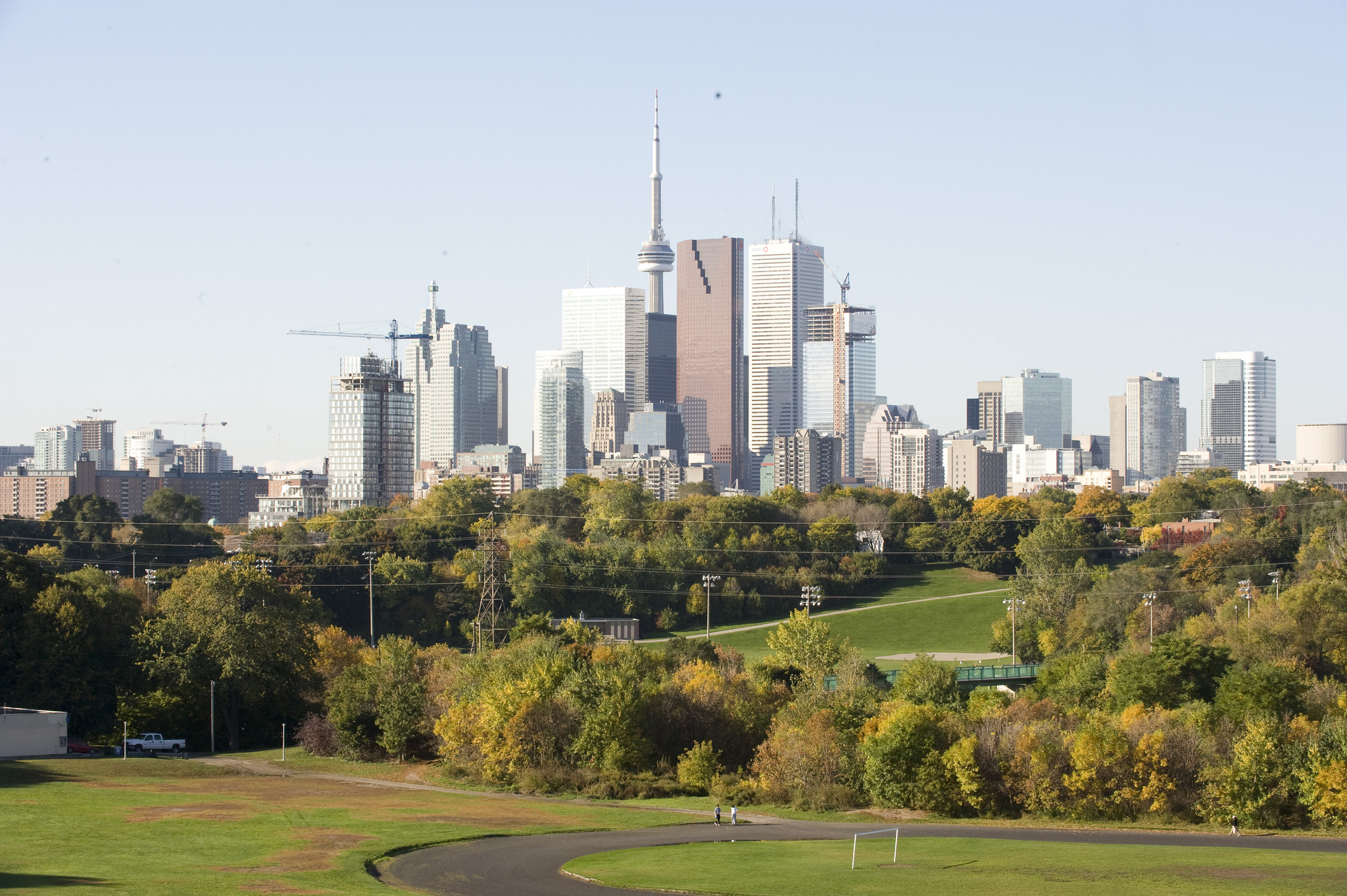 This spring is set to be a scorcher in terms of condo sales (Image Credit: The City of Toronto, Flickr)