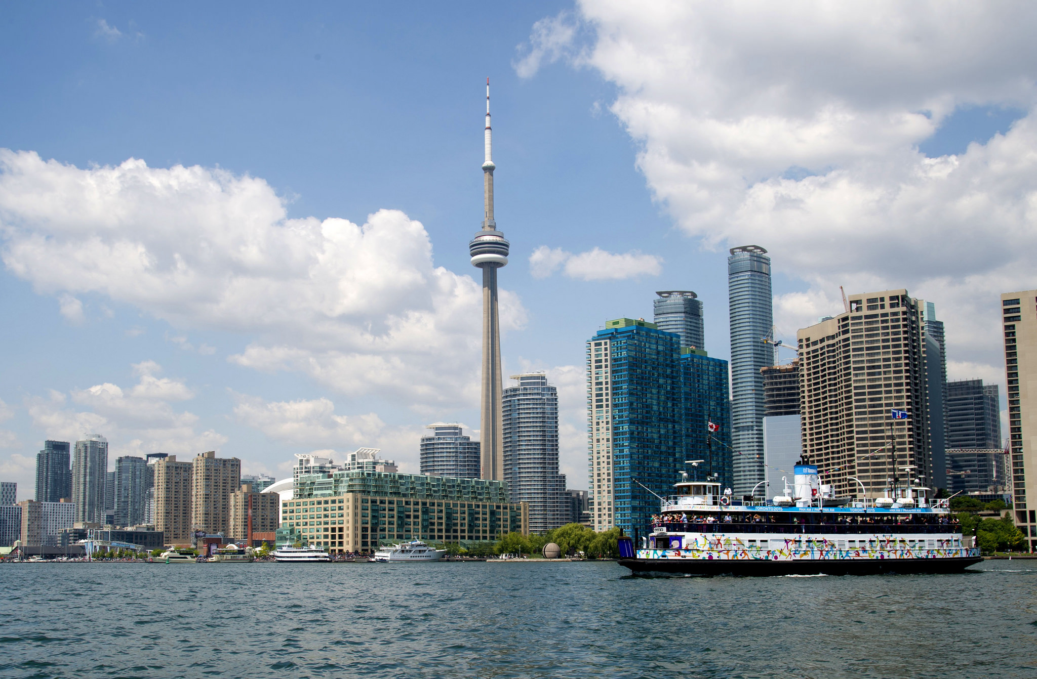 The future of Toronto real estate is bright (Image Credit: The City of Toronto, Flickr)