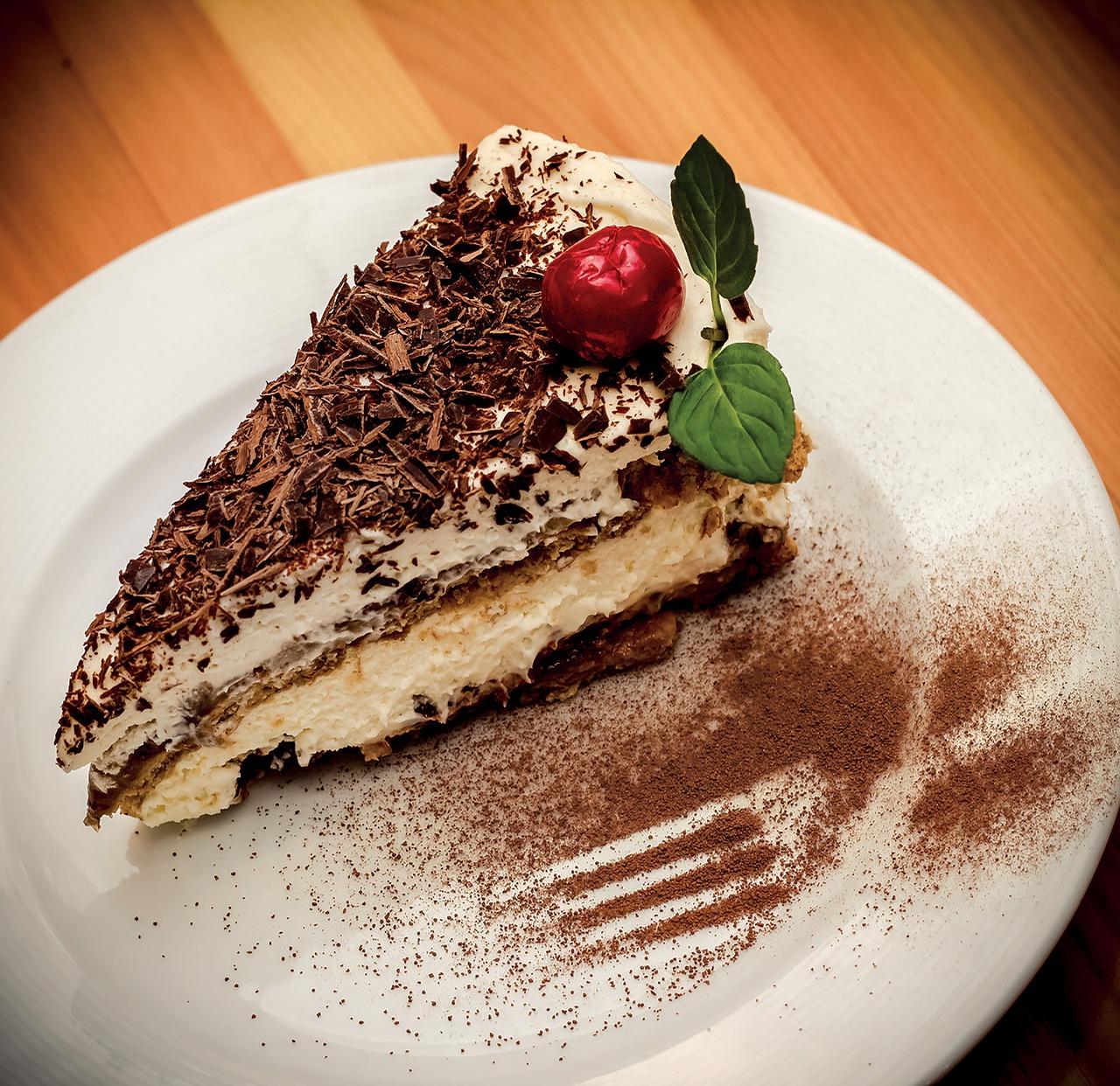Hard work deserves cake (Image Credit: Pixabay)