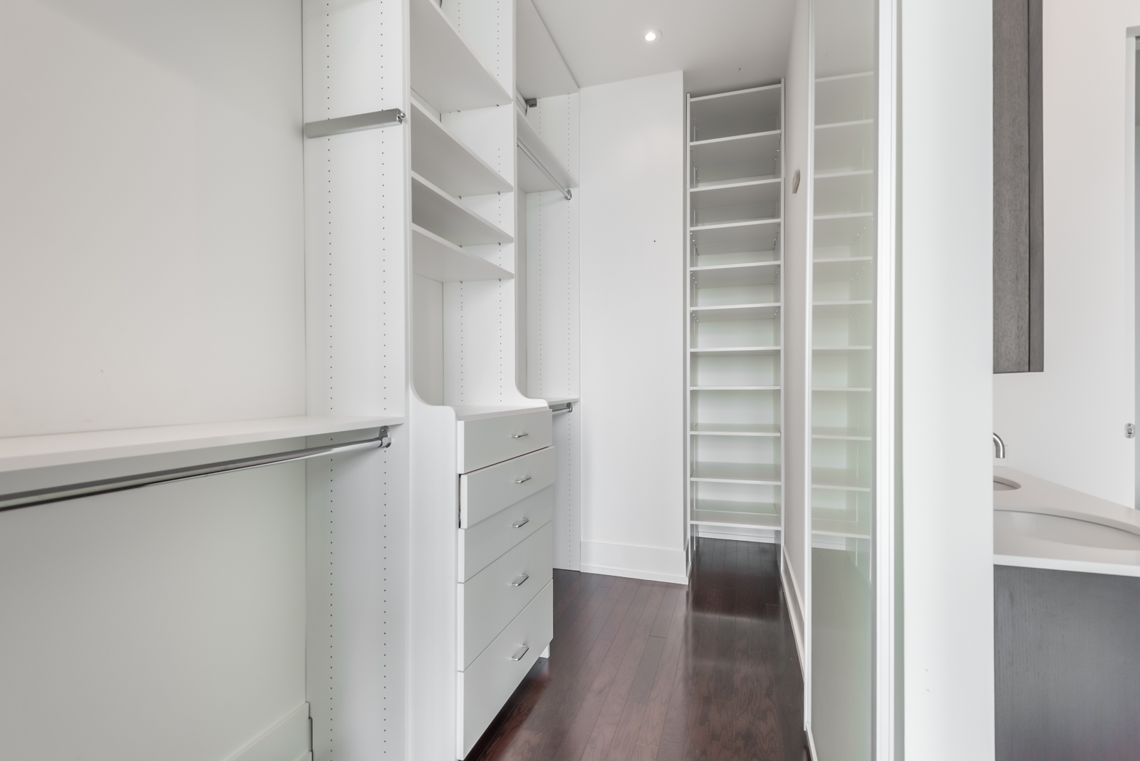 Pic of closet and storage.