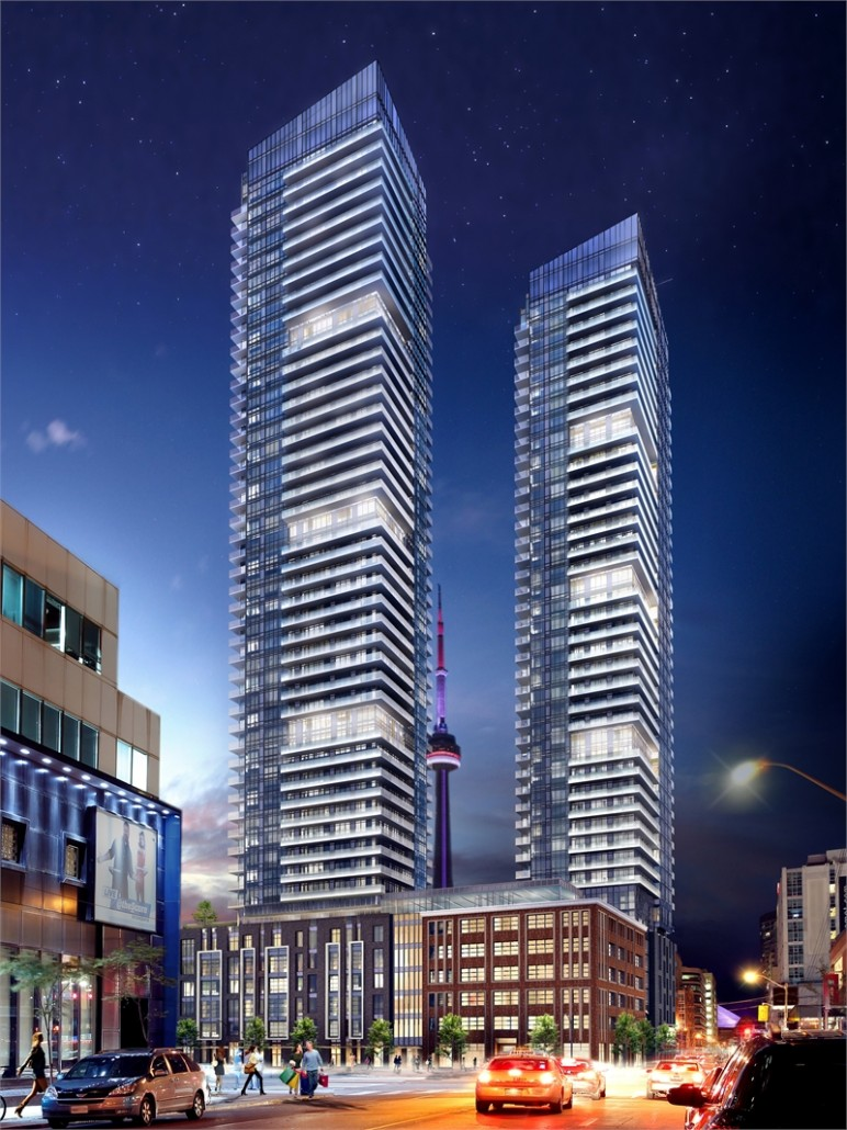 3d picture of 355 King West