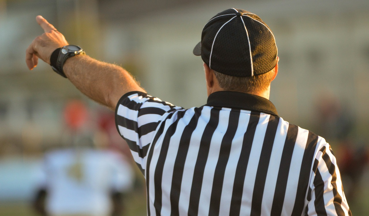 Referee making call shows how landlords rather than tenants have final say in pot use in condos.