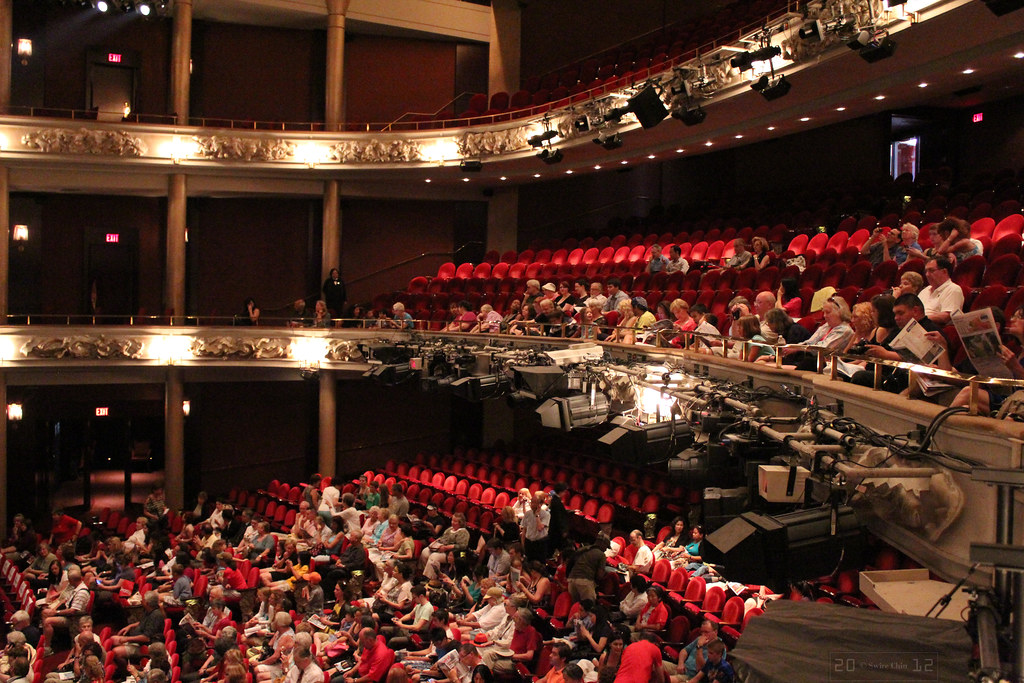 Princess of Wales Theatre Dress Circle level seats – Entertainment District.