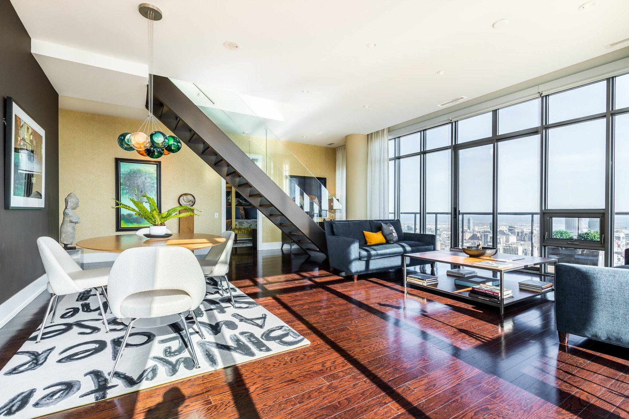 Living room concept art.