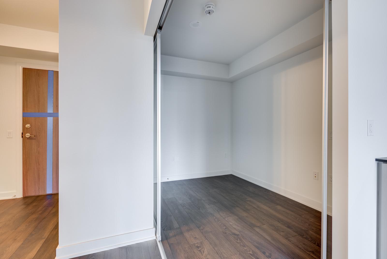 27 Bathurst St Unit 308 second bedroom next to front entrance.