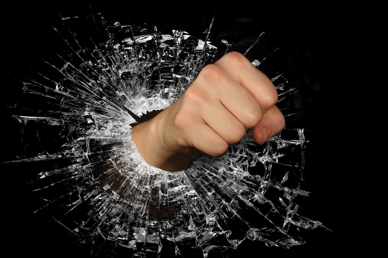 First punching through glass to show July 2020 Housing Market record.