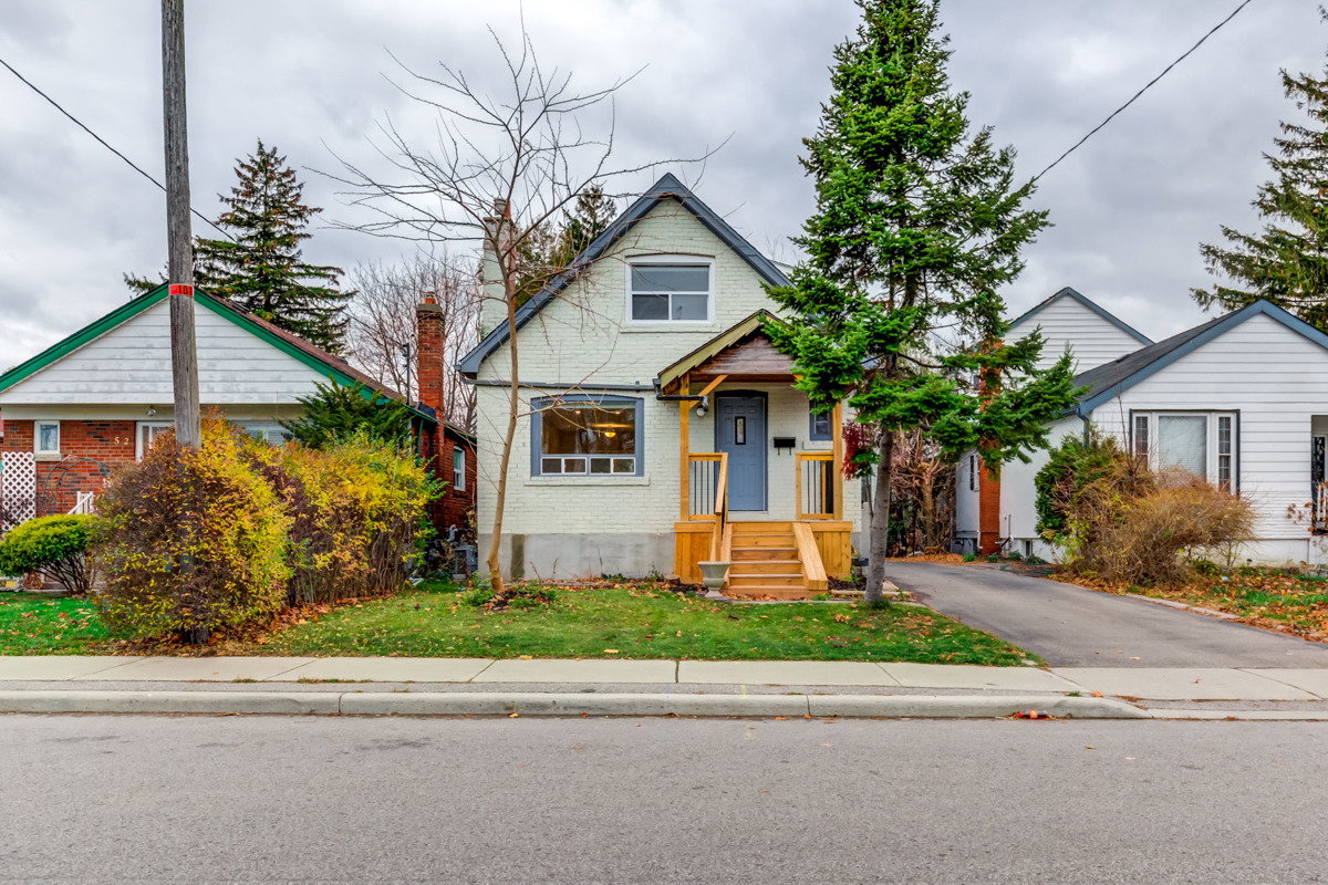 Photo of house in Toronto to show post-COVID market for houses.