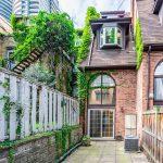 49 Granby Street Backyard