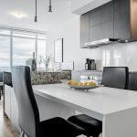 1 Bloor Unit 3409 Kitchen 2